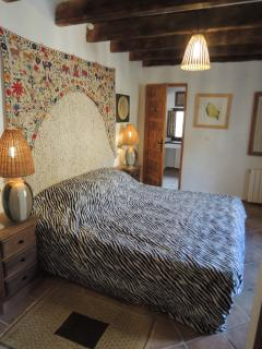 Cortijo bedroom