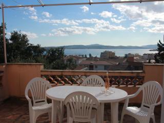 Appartement vue mer - 6 personnes - WiFi - Centre-ville - Sainte-Maxime