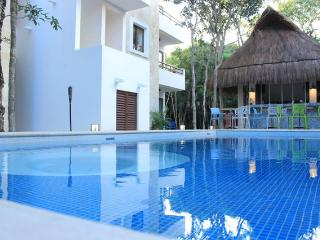 Two Bedroom Apart-Hotel in Akumal Breakfast included