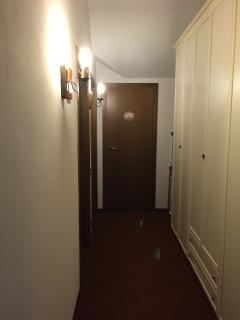Corridoio reparto notte