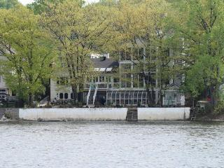 Fabulous Riverfront Mansion to share