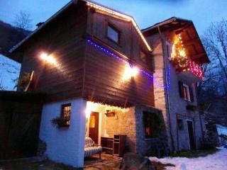 "Chalet ""La Chiva""  Gaby Valle D'Aosta Monte Rosa"
