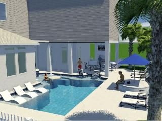 Born To Sun- NEW Luxury Home! 9 Bedroom-Sleeps 31, Miramar Beach
