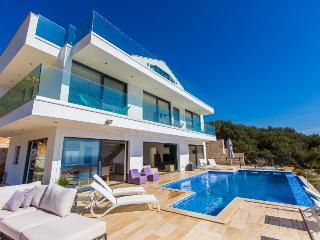 Villa muhteşem (Kalamar - Kalkan)