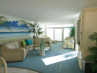 The Pyramid...Amazing Ocean Front 2 bedroom Unit 8M  Directly on the beach, Ocean City