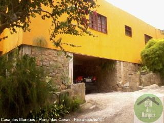 Casa dos Marques, Ponta das Canas