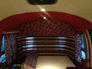 1976 Vintage Airstream Bed & Breakfast, Homestead