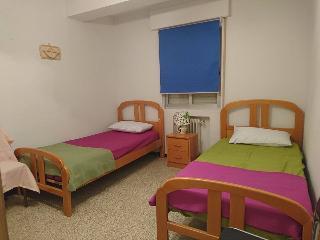 Habitacion Con 2 Camas Individuales, Alcala De Henares