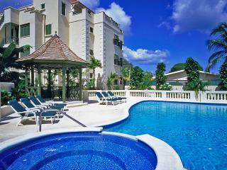 Contemporary three bedroom condo with a Caribbean flair