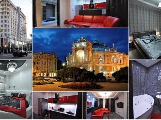 Up to 6 VIP Modern Apt, Odessa