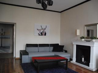 Spacious and comfortable apartment with amazing view in the very heart of Gdansk
