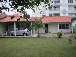 Casa a 350 m da praia Novo Campeche