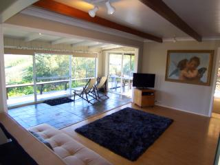 open plan and spacious