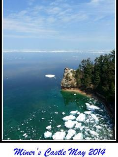 One of our local attractions on the majestic Lake Superior.