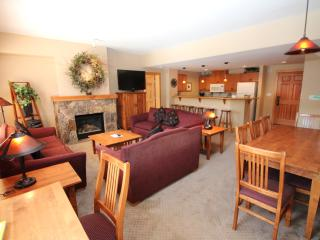 Slope View 3BR/3BA. Washer and Dryer in Unit! August Special from $175night., Copper Mountain
