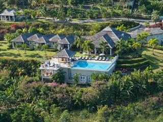 Remarkable new 7-bedroom villa overlooking the Caribbean Sea, Montego Bay
