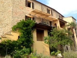 Restored Medieval Hilltown Villa