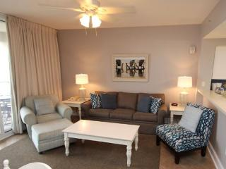Enjoy FREE BEACH CHAIR SERVICE with rental of our 2nd floor 2 Bedroom at Majestic Beach Resort, Panama City Beach