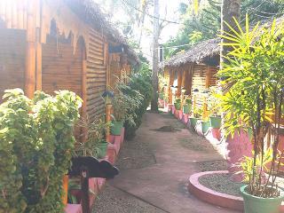 Kerala cottage ecstasy 3 Varkala Bamboo