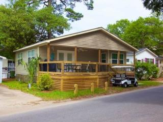 In the Heart of Ocean Lakes, Redecorated 2Br, Golf Cart Included, Myrtle Beach