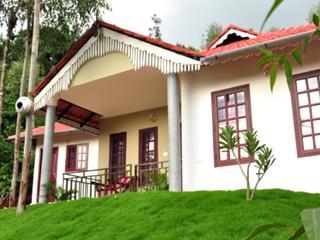 Kerala Balmy Tranquil 1 Wayanad double bed villa, Kalpetta