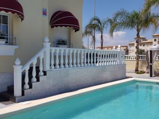 NEW LUX Villa 61 with pool, garden  in La Zenia