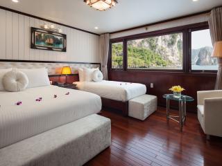 Premium Cabin on Silversea Cruise, Tuan Chau Island