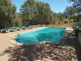 villa + heated pool - secluded location, Odiaxere