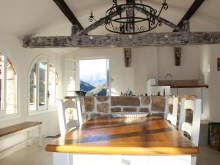 Magnifique Maison de village vue imprenable vallée, Montalto Ligure
