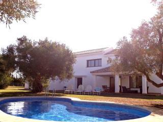 Superb 4 bedroom villa with pool, Novo Sancti Petri