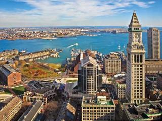 Boston Custom House Rental July 1 - 8, 2016