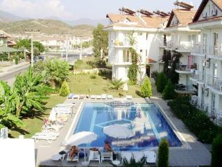 Çalış Region 2+1 Shared Pool&Garden Apartment 1521, Fethiye