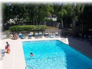 Seaside Villa 230 - 1 Bedroom 1 Bathroom Oceanside Flat  Hilton Head