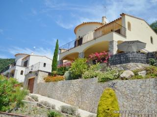 Villa De la Selva (6 persons) with private pool., Calonge