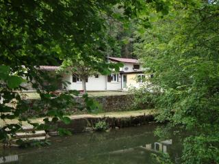 Rare Riverside Property with Private Fishing