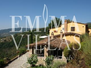 Private 4 Bedroom Tuscan Villa in Lucca at Giornolungo