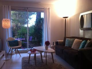Apart. with Terrace 15 mins from Cannes / sleeps 4, Mougins