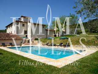 Badia a Corte 12 sleeps, Emma Villas Exclusive