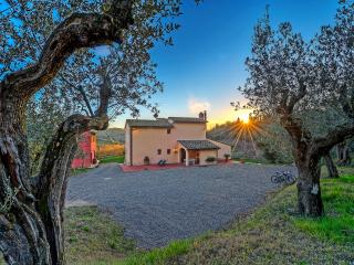 "Farmhouse in the Florence's hills "" La Capanna"""