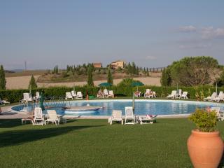 Trilocale Superior con piscina vicino a Siena, Isola d'Arbia