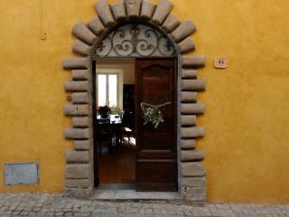 Restored Medieval Hilltown Villa, Monte san Martino