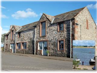 Harbourside Cottage, Garlieston Harbour