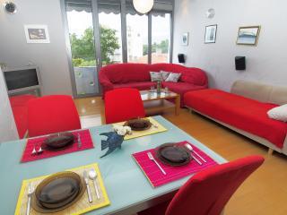 Split centre Modern apartment