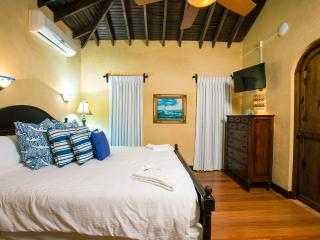 Relax in the Royale Suite at Caribe Tesoro, West Bay