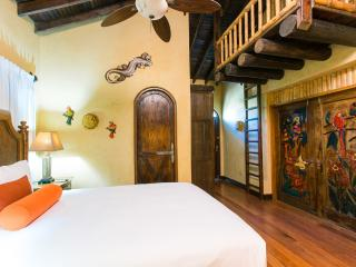 Treat yourself in Caribe Tesoro's Topaz Suite, West Bay