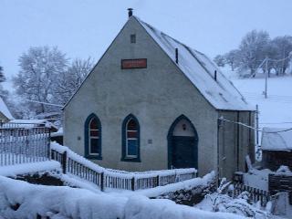 Ebenezer Hall, luxury home South of Scotland
