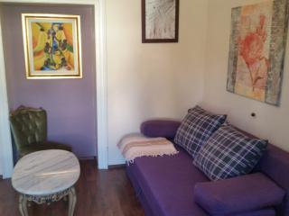 Equipped flat in the center for up to 7 people, Novalja