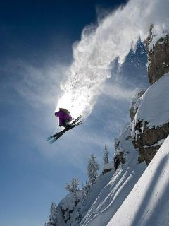 Our rental is a great home base for skiers. Only 20 to 30 miles to Snowbird, Alta, Solitude, The Canyons and Park City.