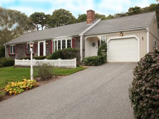 Cape Escape! Private Setting 5' Walk to the Beach!, South Chatham