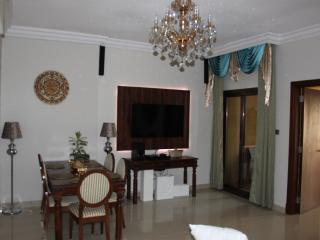 Luxury style furnished 1 BD sea view apartment, Ras al-Jaima